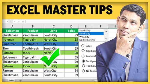 excel tips2020